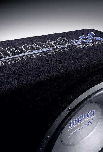 Il Magnat BS 30 è un ottimo modello della casa tedesca che offre bassi stupendi e una potenza fino a 800w. Magnat è sinonimo di ottima qualità.
