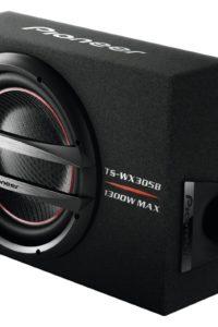 Ben 1300 Watt di potenza per il subwoofer Pioneer TS-WX305 B. Ascolta la tua musica con tutti i bassi che ti meriti.