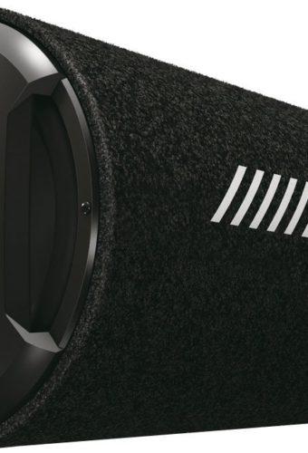 Con 1000W di potenza massima, questo tubo bass reflex è un subwoofer pronto per l'uso, l'accessorio perfetto per gli amanti dei grandi bassi!